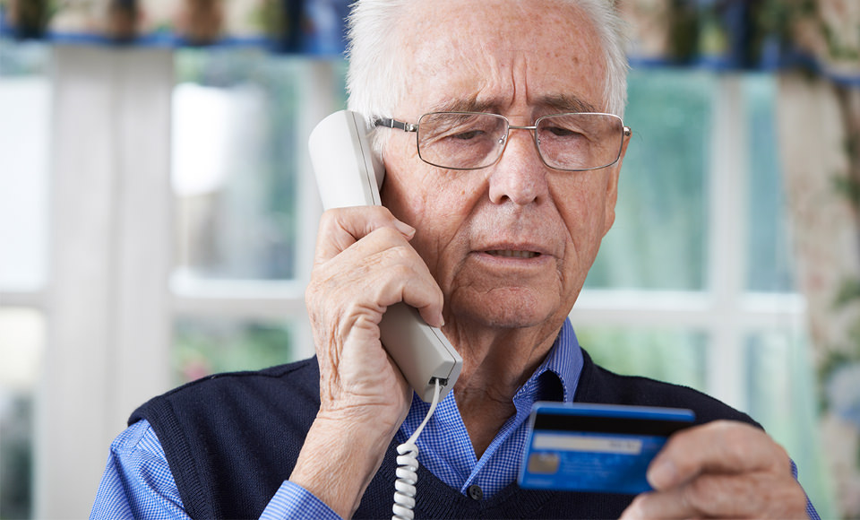 senior scam prevention from common scammer tricks grandparent scam story